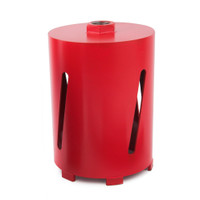 N-Durance Dry Cut Diamond Core Drill 117 x 150mm from Toolden.