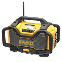 DEWALT DCR027-GB 18V XR FLEXVOLT CORDLESS DAB+ FM BLUETOOTH JOBSITE RADIO
