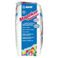 MAPEI MAPEKER RAPID SET FLEX WHITE 20KG TILE ADHESIVE
