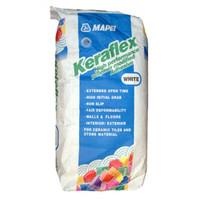MAPEI KERAFLEX WHITE 20KG SLOW SET TILE ADHESIVE