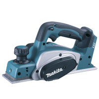 Makita DKP180Z 18v Planer 82mm Body Only From Toolden