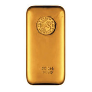 Perth Mint 20 oz Gold Bar