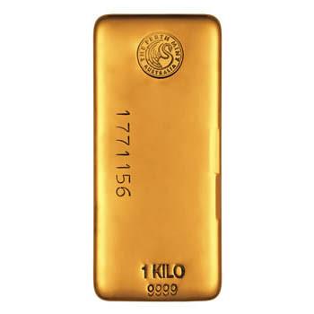 Perth Mint 1 kilo Gold Bar