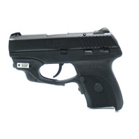 Ruger LC9 with Crimson Trace Laser - 9mm