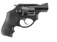 Ruger LCR Double Action Revolver with External Hammer - 38 Special +P