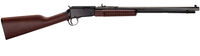 Henry Pump Action Octagon Rifle - 22 MAG