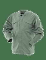 Tru-Spec Men's Ultralight Long Sleeve Uniform Shirt - Olive Drab
