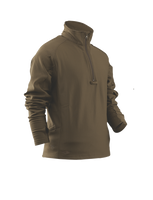 Tru-Spec 24-7 Series Grid Fleece Pullover - Coyote