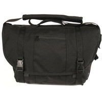 Blackhawk Covert Carry Messenger Bag - Black