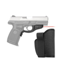 Crimson Trace LG-406H Laserguard with IWB Holster for S&W Sigma Full-Size