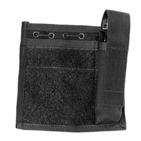 Blackhawk Admin/Compass/Flash Pouch - USA Molle - Black