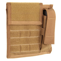 Blackhawk Admin/ Flashlight Pouch - Coyote Tan
