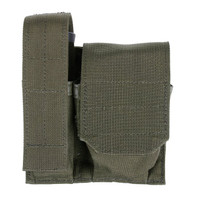 Blackhawk Cuff/Mag/Light Pouch - Molle - Olive Drab