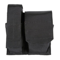 Blackhawk Cuff/Mag/Light Pouch - USA Molle - Black