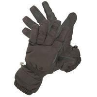 Blackhawk S.O.L.A.G. Half-Finger Gloves - Black