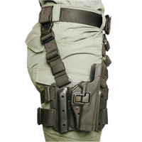 Blackhawk SERPA Level 2 Tactical Holster - Black
