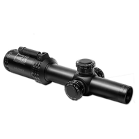 Bushnell AR Optics 1-4x 24mm Throw Down PCL