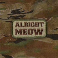 Alright Meow - Patch