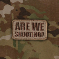 Are We Shooting - Patch