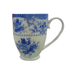 Powell Craft - Blue Rose China Mug