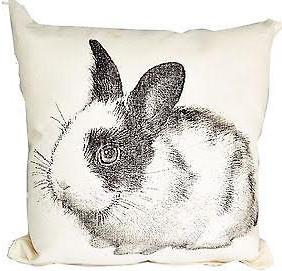 Eric and Christopher Pillow - Bunny