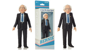 Bernie Action Figure