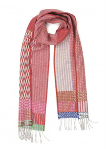 Wallace Sewell - Pink Duo Scarf