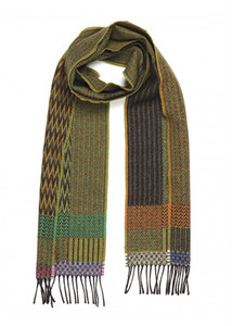 Wallace Sewell - Green Duo Scarf