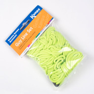 Kampa Fluorescent Guyline Set