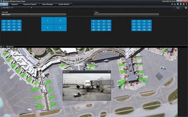 Milestone XProtect Smart Wall Base License, XPSWBL