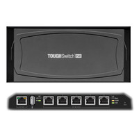 Ubiquiti 5 Port PoE Tough Switch, TS-5-POE
