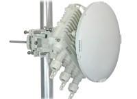 Siklu EtherHaul-1200T ODU, No Antenna, 2 x Copper, 2 x Fiber, EH-1200T-ODU-EXT