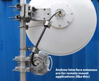 Cambium 2.5' 18 GHz Dish, 17.70 ~ 19.70 GHz, Dual Pol, PBR220, 85010092008