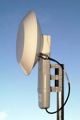 WBH 900 MHz Stinger 10 dbi Antenna for Canopy SMs, S-900V