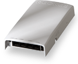 Ruckus ZoneFlex H500 Dual Band Wall Switch, 802.11ac, 901-H500-US00