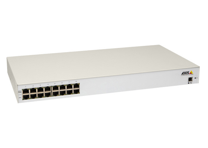 Axis PoE Midspan 8-port, 5012-004