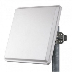 Ruckus high gain directional antenna, dual-pol 24.5dBi N-Type connectors. 911-2401-DP01