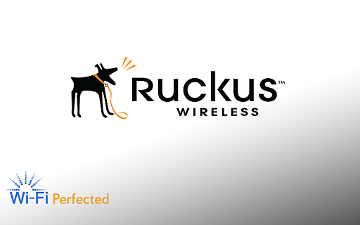 Ruckus 2.4 GHz Omni-Directional antenna, horizontally polarized, 6dBi, 911-0006-HP01