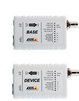 Axis T8640 PoE+ Over Coax Adapter, Pair, 5026-401