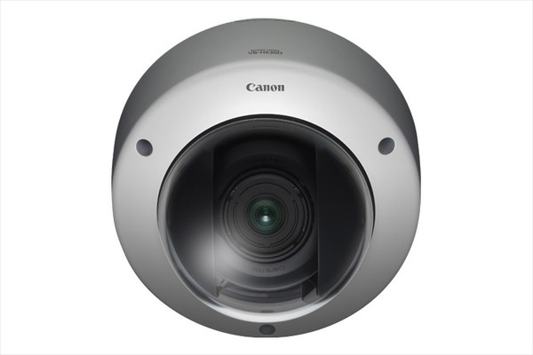 Canon 2.1MP Fixed Dome Network Camera, All Options