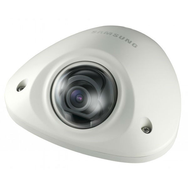 Samsung 2MP WDR Outdoor Fixed Dome, SNV-6012M