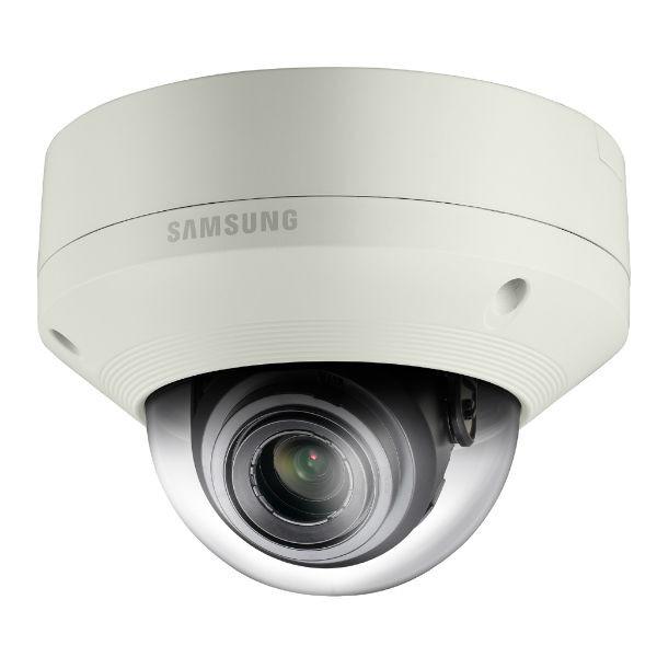 Samsung 5MP WDR Outdoor Fixed Dome Camera, SNV-8080