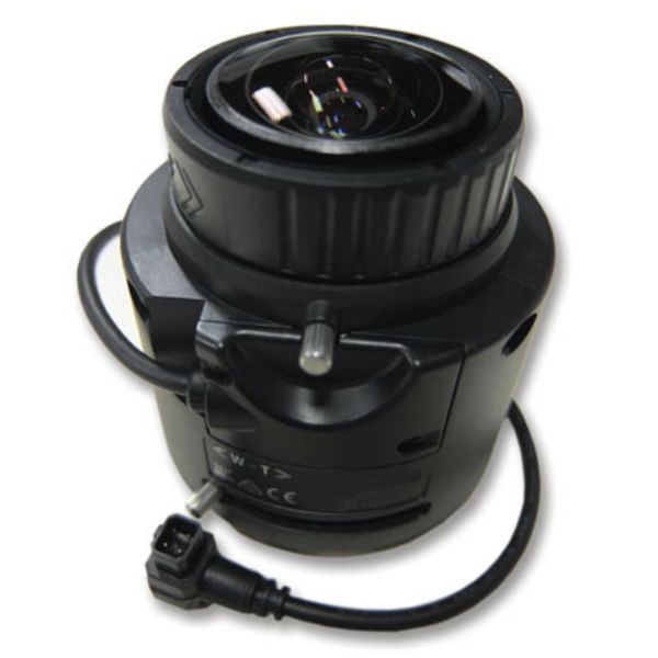 Samsung 6MP, Vari-Focal (4.1-9mm) Auto DC Iris, SLA-F-M419DN