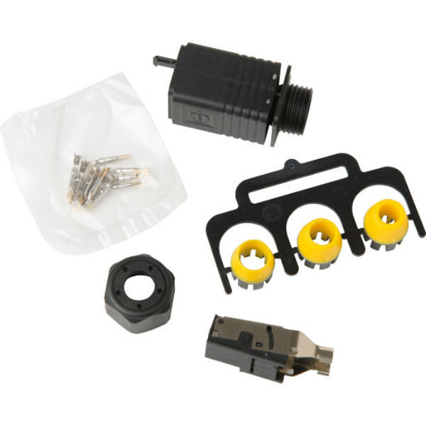 Axis 10-pin Push-pull System Connector, 5506-251