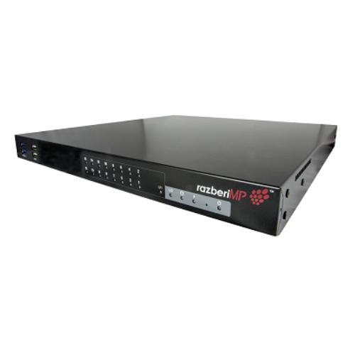 Razberi Professional 16 Port ServerSwitch, RAZ-MPRO16-I3-2T, RAZ-MPRO16-I3-4T, RAZ-MPRO16-I3-6T, RAZ-MPRO16-I3-8T, RAZ-MPRO16-I3-12T, RAZ-MPRO16-I3-16T, RAZ-MPRO16-I3-24T