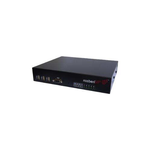 Razberi 4 Port Arcus ServerSwitch With i3, RAZ-A4-I3-1T, RAZ-A4-I3-2T, RAZ-A4-I3-4T,