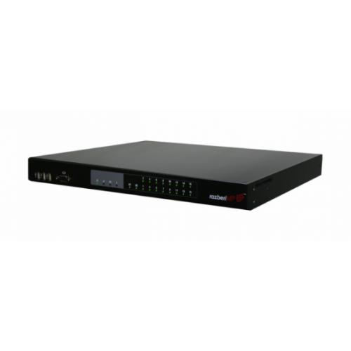 Razberi 24 Port Arcus ServerSwitch With i3, RAZ-A24-I5-2T, RAZ-A24-I5-4T, RAZ-A24-I5-6T, RAZ-A24-I5-8T, RAZ-A24-I5-12T, RAZ-A24-I5-16T, RAZ-A24-I5-24T