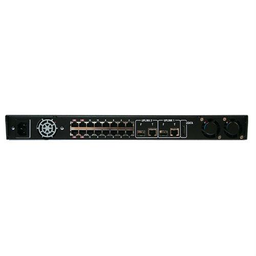 Razberi 16 Port Arcus ServerSwitch With i5, RAZ-A16-I5-2T, RAZ-A16-I5-4T, RAZ-A16-I5-6T, RAZ-A16-I5-8T, RAZ-A16-I5-12T, RAZ-A16-I5-16T, RAZ-A16-I5-24T