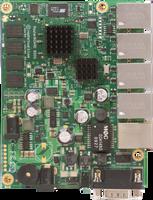 MikroTik 500MHz 5 Port Router, RB850GX2