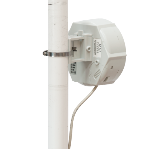 MikroTik 2Ghz AP With a 10dBi Dual Pol integrated antenna, RBSXT-2nDr2